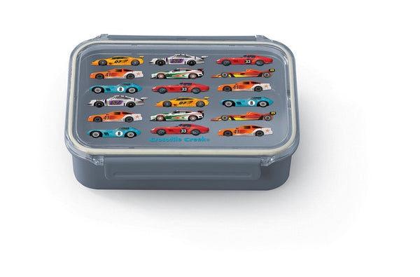 Crocodile Creek Bento Box - Race Car