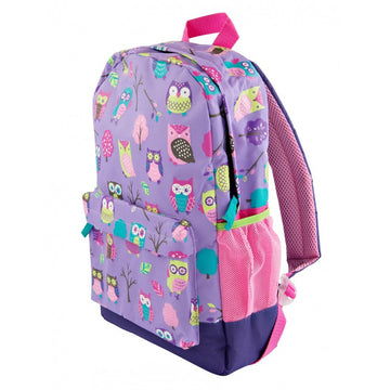 Hatley Backpack - Party Owls