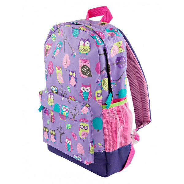 Hatley Backpack - Party Owls - Eloquence Boutique