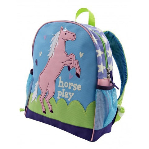 Hatley Backpack - Show Horses - Eloquence Boutique