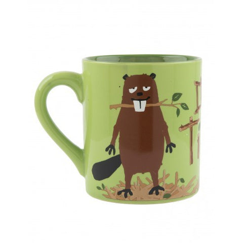 Hatley Coffee Mug - Dam Tired - Eloquence Boutique