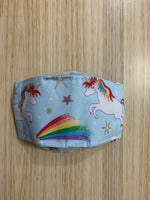 Child Face Mask - Unicorn