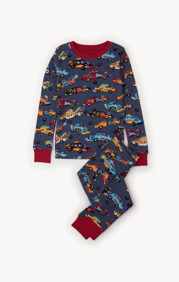 Hatley Pyjamas - Monster Cars