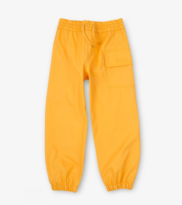 Hatley Splash Pants - Yellow