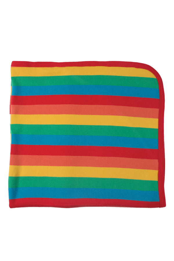 Frugi Blanket - Happy Rainbow - Eloquence Boutique