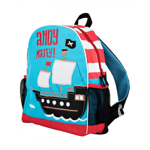 Hatley Backpack - Pirates - Eloquence Boutique