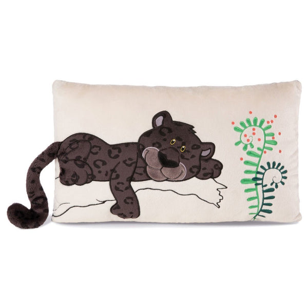 Jerome the Panther Cushion - Eloquence Boutique