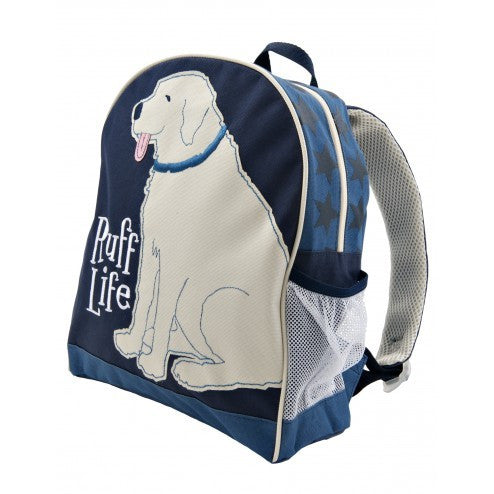 Hatley Backpack - Labs on Navy - Eloquence Boutique