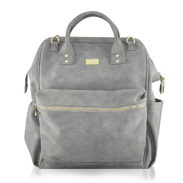 Isoki Byron Backpack - Stone