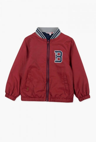 Boboli Jacket - Red Wild - Eloquence Boutique