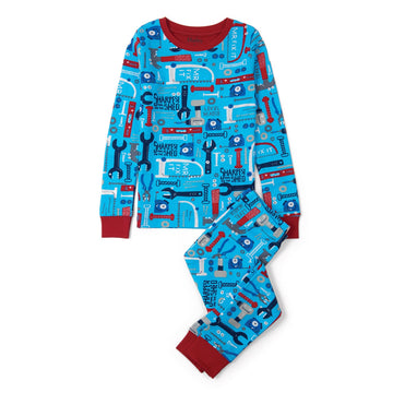 Hatley Pyjamas - Mr Fix It