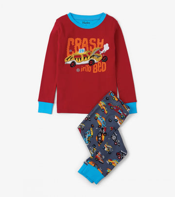 Hatley Pyjamas - Crash into Bed