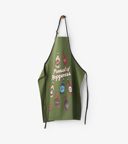 Hatley Apron - Beer Bottles - Eloquence Boutique