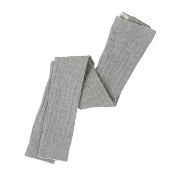 Hatley Cable Knit Tights - Grey