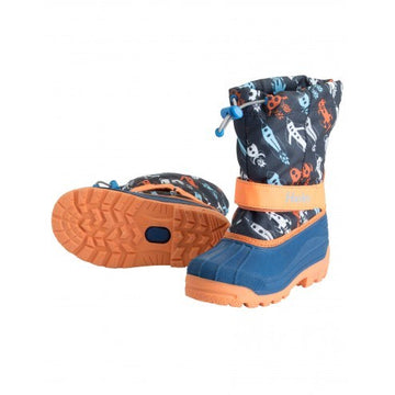 Hatley Winter Boots - Retro Rockets