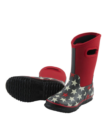 Hatley All Weather Boots - Bright Stars