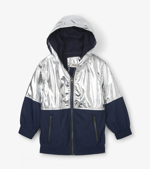Hatley Jacket -  Metallic Moonbeam