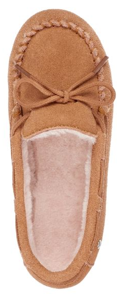 Emu Slipper - Amity Chestnut - Eloquence Boutique