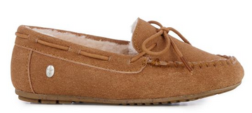 Emu Slipper - Amity Chestnut