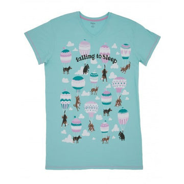 Hatley Sleepshirt - Falling to Sleep