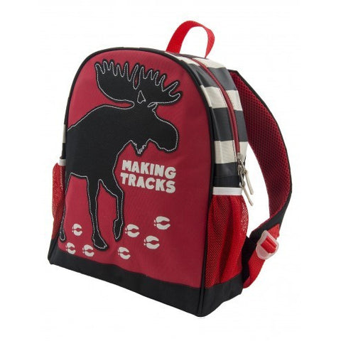 Hatley Backpack - Red Moose - Eloquence Boutique