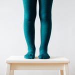 Lamington Merino Tights - Deep Forest - Eloquence Boutique