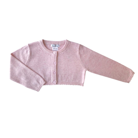 Beanstork Cardigan -  Pink - Eloquence Boutique