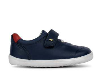 Bobux Step Up - Navy Ryder