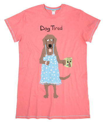 Hatley Sleepshirt - Dog Tired