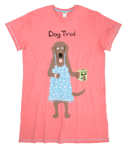 Hatley Sleepshirt - Dog Tired - Eloquence Boutique