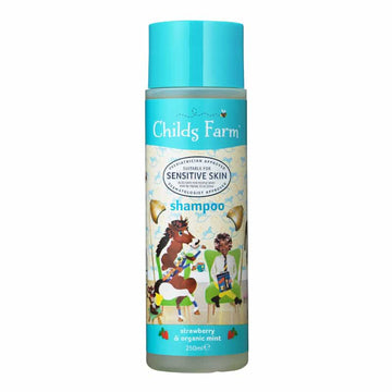 Childs Farm Shampoo - Strawberry & Organic Mint