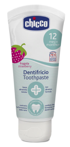 Chicco Toothpaste - Strawberry