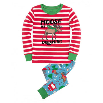 Hatley Pyjamas - Moose be Dreaming