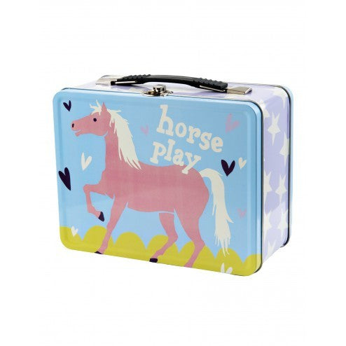 Hatley Lunch Box - Show Horses - Eloquence Boutique