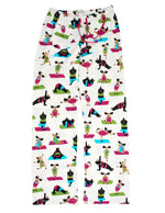 Hatley Womens Pyjamas - Yoga Bear - Eloquence Boutique