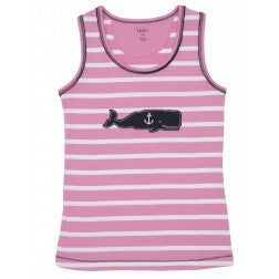 Hatley Womens Pyjama Tank - Whales - Eloquence Boutique