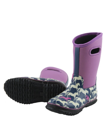 Hatley All Weather Boots - Show Horses
