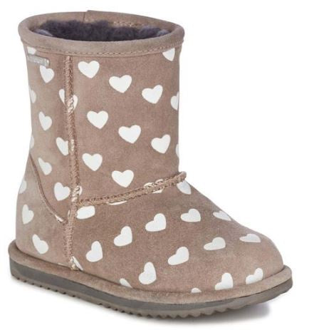 Emu Boots - Brumby Heart - Eloquence Boutique
