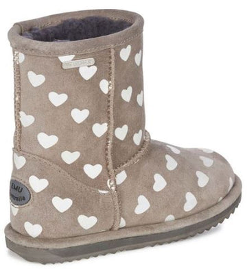 Emu Boots - Brumby Heart