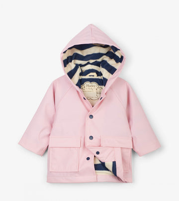 Hatley Mini Raincoat - Baby Pink