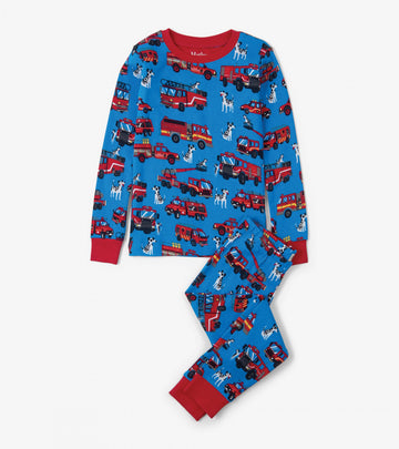 Hatley Pyjamas - Fire Trucks