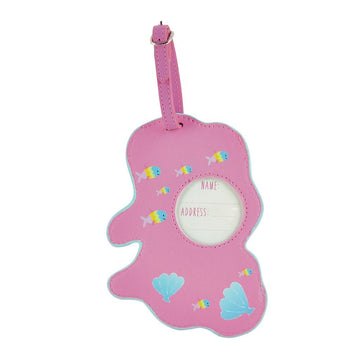 Floss & Rock Bag Tags - Mermaid