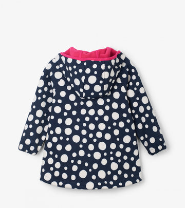 Hatley Fleece Jacket - Fun Dots