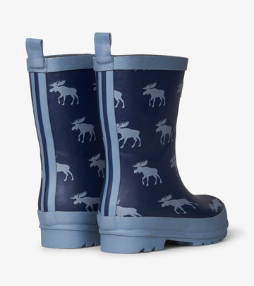 Hatley Gumboots - Moose Silhouettes
