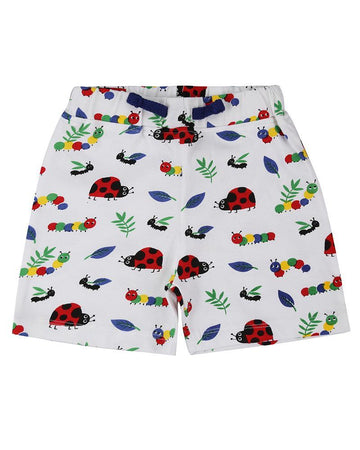 Lilly + Sid Tee & Shorts - Bugs