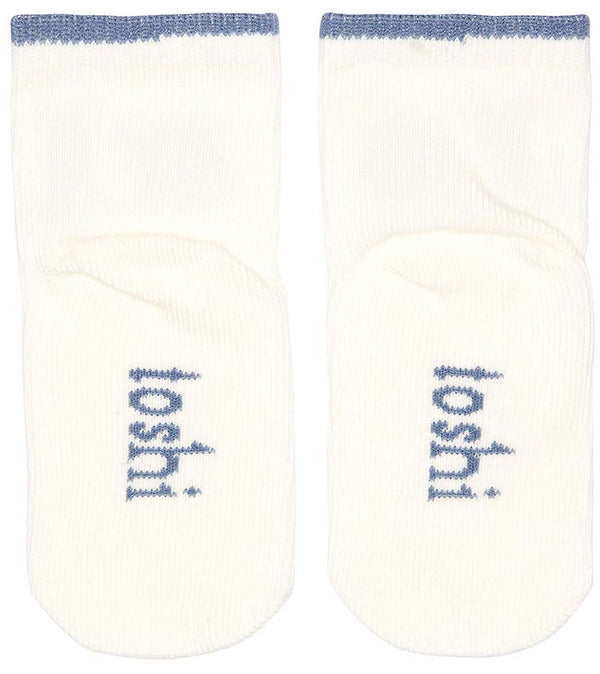 Toshi Baby Socks - Scooter - Eloquence Boutique