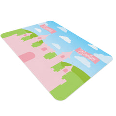 Princess Castle Rug, Princess Room Decor