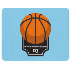 Personalized Basketball Rug, Gift for Basketball Player