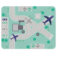 Up and Away Airplane Rug