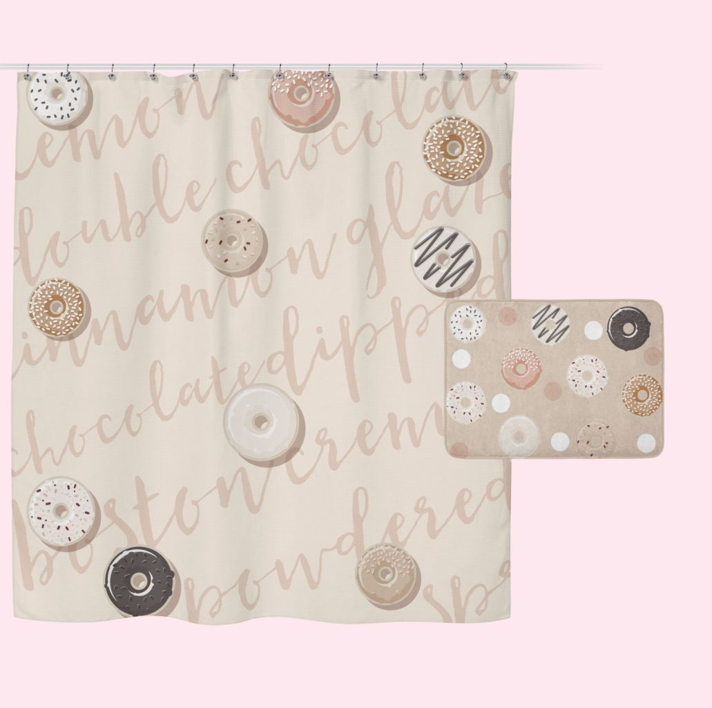 Donut Bath Bundle
